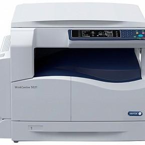 Диагностика и ремонт МФУ Xerox WorkCentre 5021
