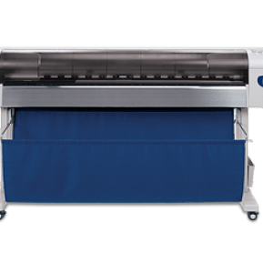 Диагностика и ремонт принтера XEROX 7142 COLOR WIDE FORMAT PRINTER