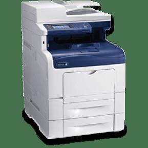Диагностика и ремонт МФУ Xerox WorkCentre 6605