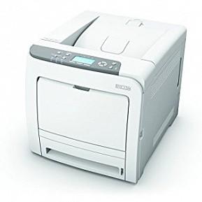 Диагностика и ремонт принтера RICOH AFICIO SP C320DN