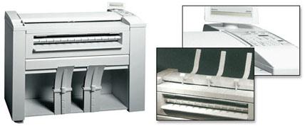 Ремонт плоттера Xerox 3030