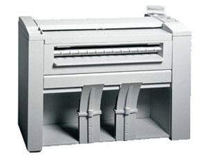 Ремонт плоттера Xerox 3040