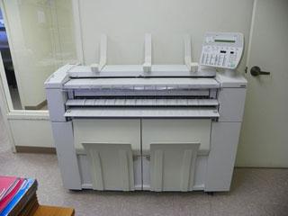 Ремонт плоттера Xerox 3050
