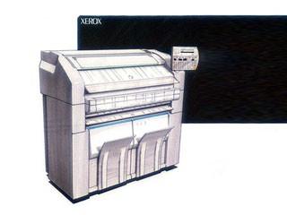 Ремонт плоттера Xerox 3060