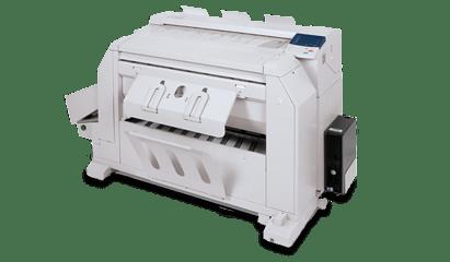Ремонт плоттера Xerox 6204