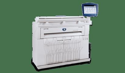 Ремонт плоттера Xerox 6604