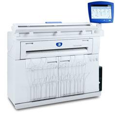 Ремонт плоттера Xerox 6605