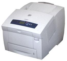 Ремонт принтера Xerox Phaser 8550