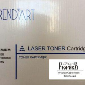 Картридж TrendArt черный для HP LaserJet P3015 (6К)/ Canon LBP6750dn
